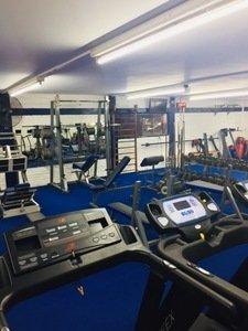Roble Gym -