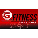 G Fitness - logo