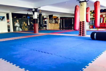 Centro de artes marciais Marcos Inocencio -