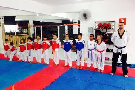 Centro de artes marciais Marcos Inocencio