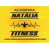 Academia Natália Fitness - logo