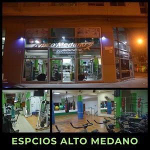 Alto Medano -