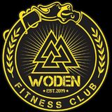 Woden Fitness Club - logo