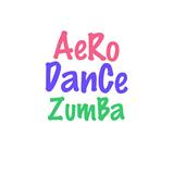 Aero Dance Zumba - logo