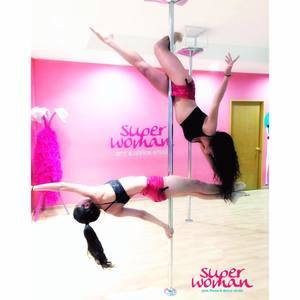 Superwoman Pole Fitness -