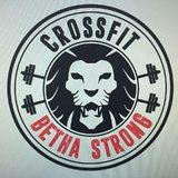 Crossfit Betha Strong - logo