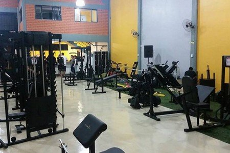 Academia Golden Training -