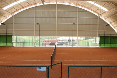 Slice Tennis