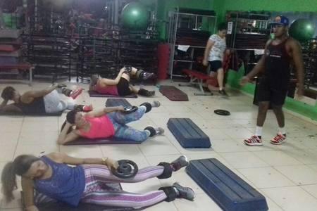 Academia Geração Fitness -