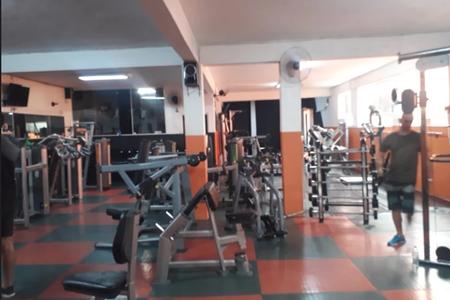 Academia J Action Fitness
