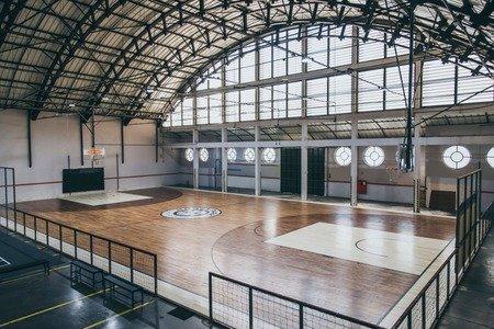 Hoops Park Indoor Basketball