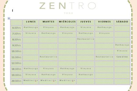 Zentro Yoga