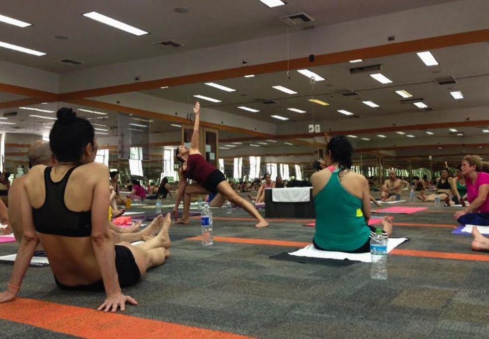 Bikram Yoga Mexico City Condesa
