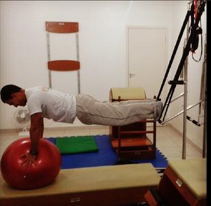 Pratiq Studio de Pilates Thiago Fonseca