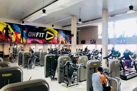 ON FIT LOMAS DE ZAMORA -