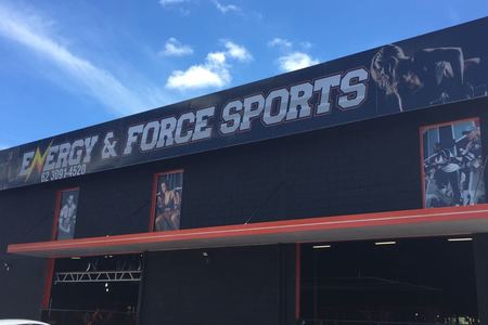 Energy Force Sports