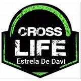 Cross Life Estrela De Davi - logo