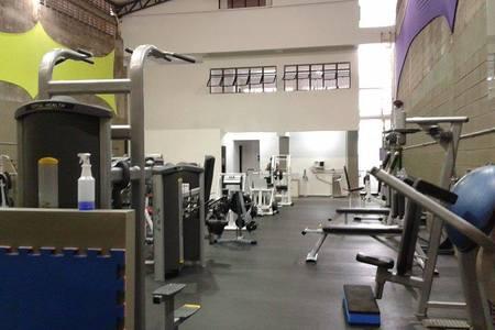 Centro de Treinamento SELF Gym -