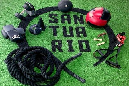 Santuario Training Studio Cuernavaca -