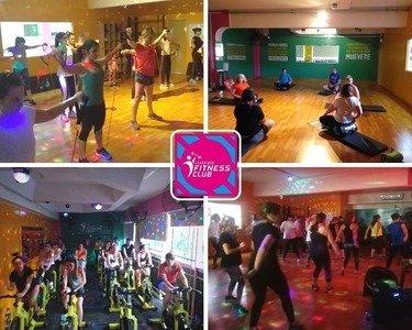 Luzuriaga Fitness Club Arieta -
