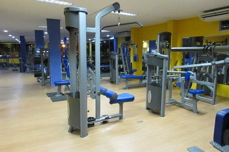 Viva Fitness - unidade Marquês do Herval