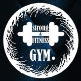 Strong & Fitness Gym - logo