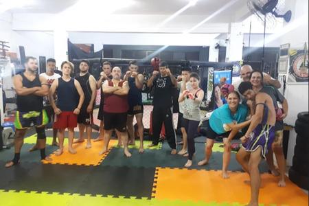 Imoogi & Company Academia Lutas Musculação Defesa Pessoal e Artes Marciais