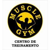 Centro De Treinamento Muscle Gym - logo