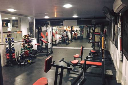 Academia Power Fitness -