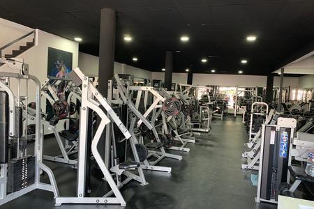 Zona Fitness Villas de la Hacienda -