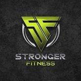 Stronger Fitness - logo