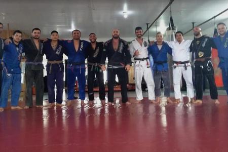 Team Bronx - Academia de Lutas