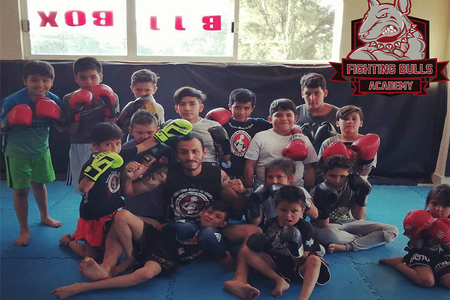 Fighting bulls academy -