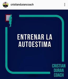 Coach Cristian Duran -