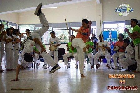 Centro Esportivo Cultural Pura Capoeira