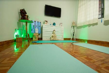 Stúdio Anandini Yoga -