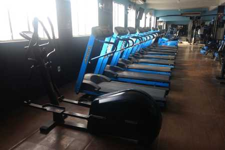 Xmonster Gym -