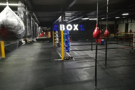 Wolf Boxing Club Playa del Carmen -