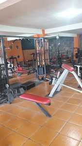 Esparza Osos Gym