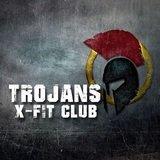 Trojans X Fit Club - logo