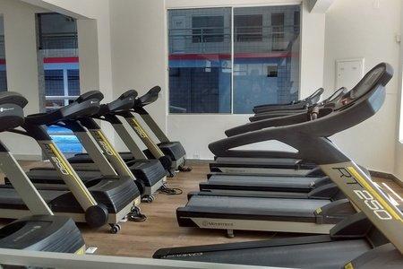 Academia Workout - Amazonas -