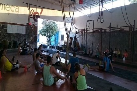 Calmeca / Escuela de Guerreros