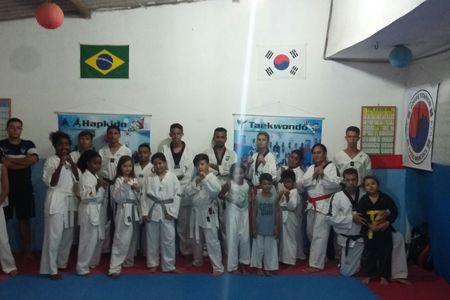 Equipe Titanium Artes Maciais
