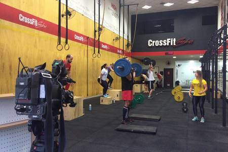 CrossFit Cambui -
