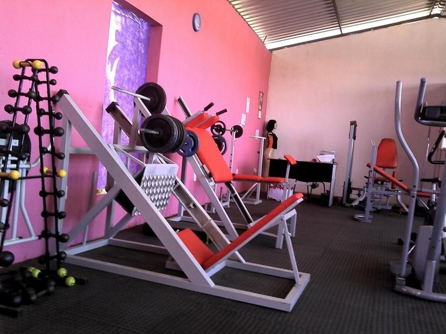 645900720 Academia Feminina Espaço Fitness - Jardim das Rosas - Ibirité - MG ...