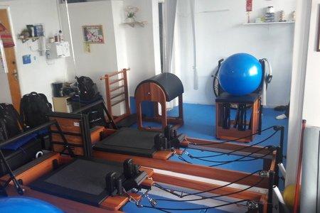 Espaço de Pilates e Saúde -