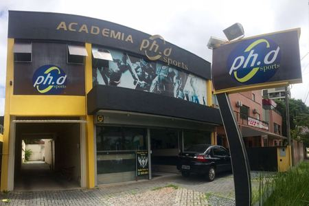 Ph.D Sports - Bacacheri -