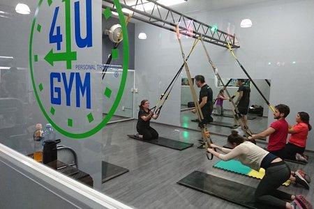4U Gym Plaza Mariana