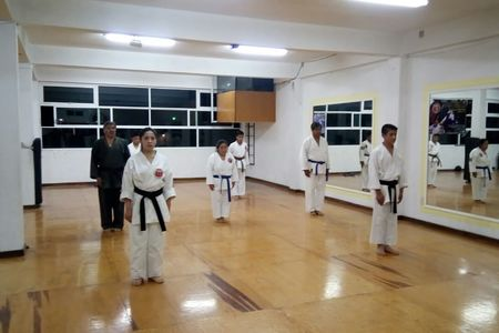 Internacional Sendai Karete Japones -