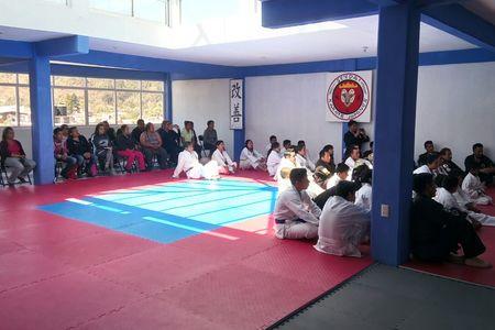 Internacional Sendai Karete Japones